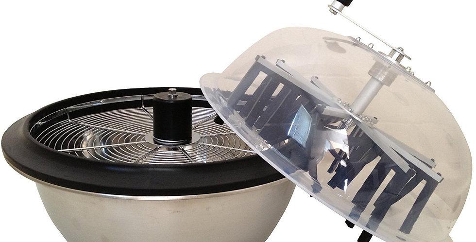 FARM to GROW M-9000SBK 19-inch Hydroponic Spin Cut Bud Leaf Bowl Trimmer