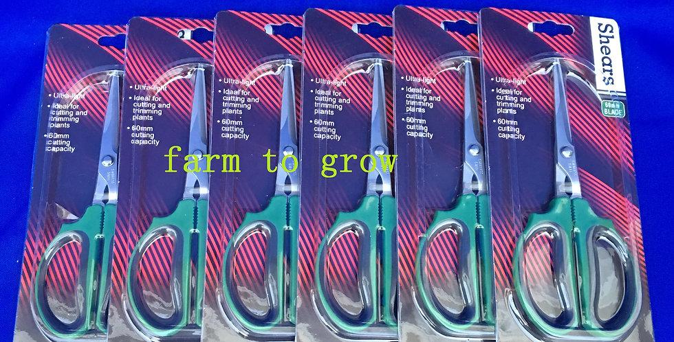 Scissors M-6000S 6-Pack