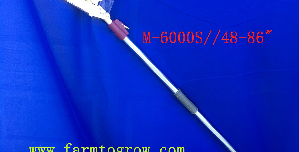 Picking pruning scissors M-6000S//48-86""