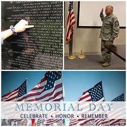 MISSION MONDAY- Today We ALL Honor and Remember Those Who Serve/Served Our Country, Let Us Be Grateful.