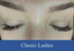 Tacoma eyelash extension classic model