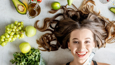 The Best Foods Nutrients and Food for Hair