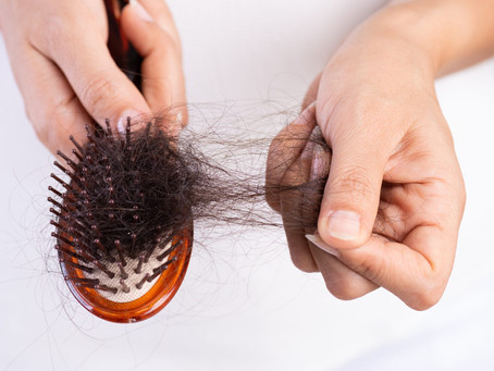 The Pandemic and Stress-Induced Hair Fall