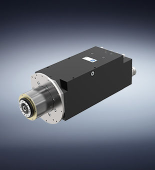F150-003 Water-Cooled Motor Spindle