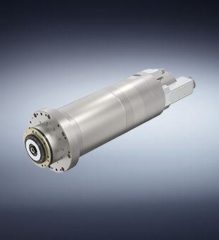 H205-006 Water-Cooled Motor Spindle