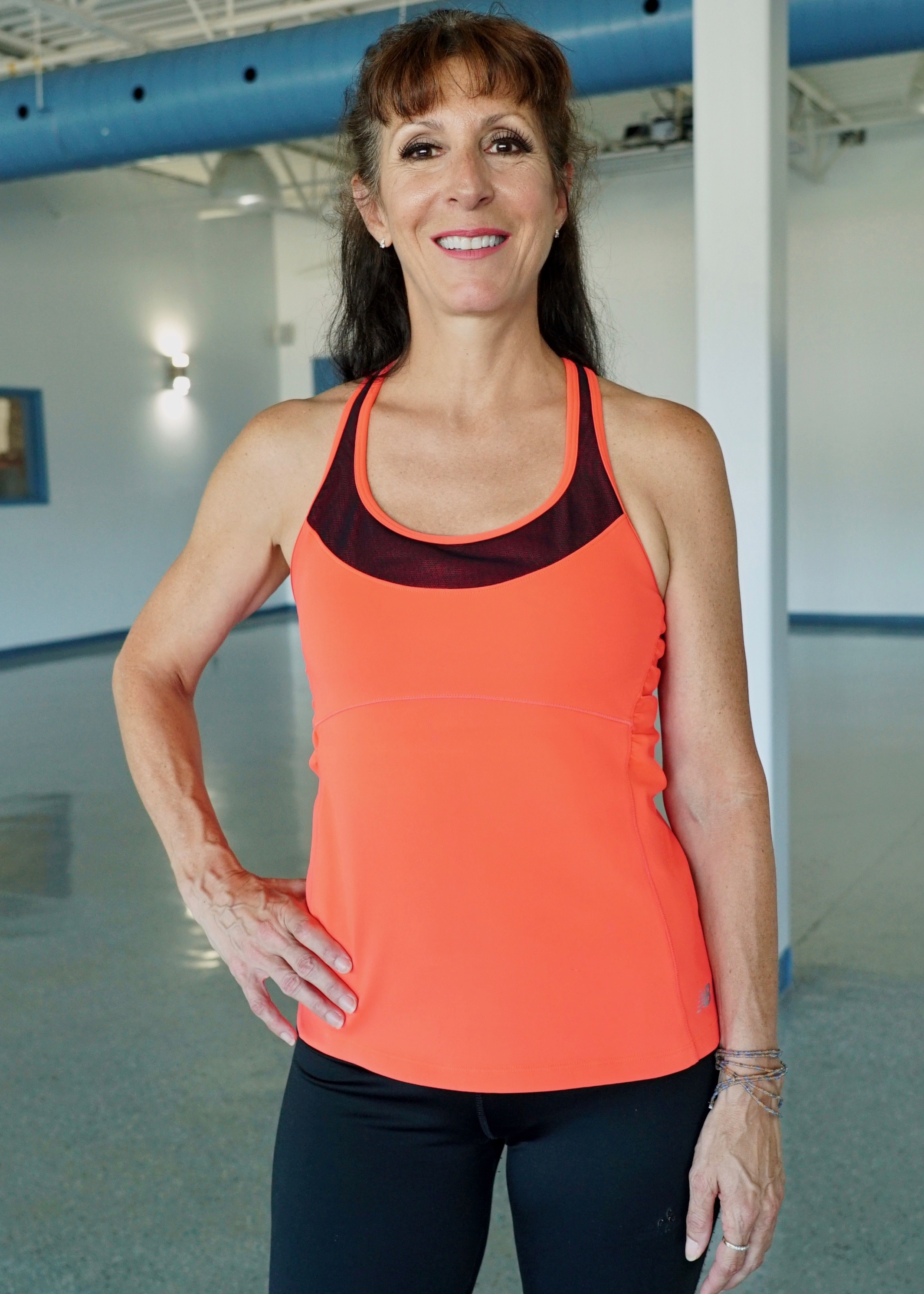 Jeanne Paule Extensa Fitness instructor