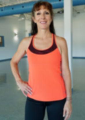 Jeanne Paule Extensa Fitness instructor