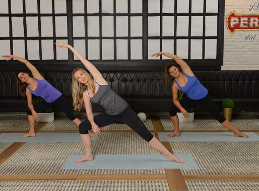 Extensa fitness rejuvenation routine