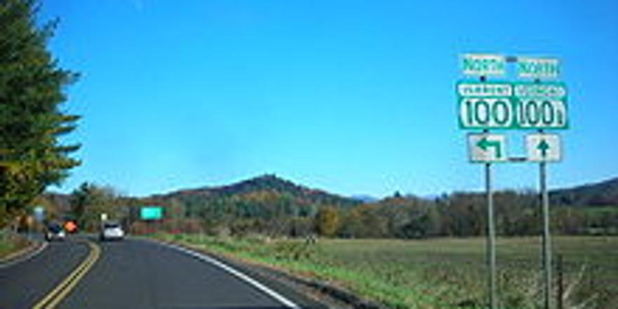 Route 100, VT