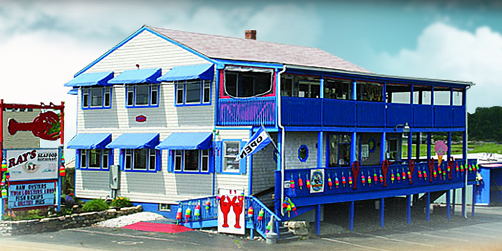 Rescheduled - NH Seacoast & Ray's Seafood
