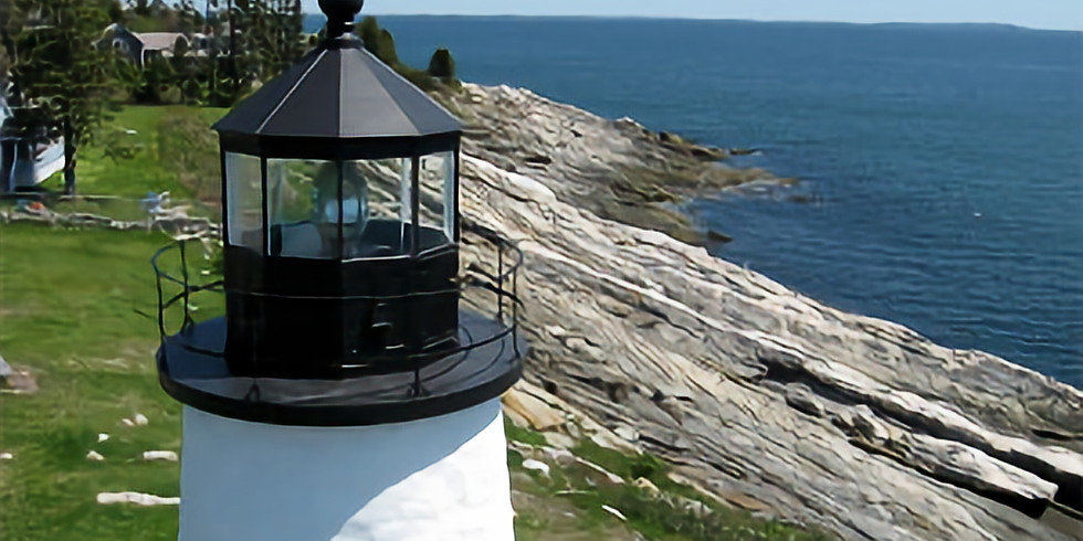 Pemaquid Point Lighthouse Ride