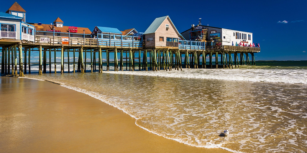 Old Orchard Beach - Pier Fries & Pizza