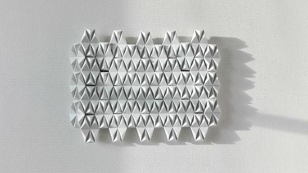 Petite Tapisserie Porcelaine, 2017