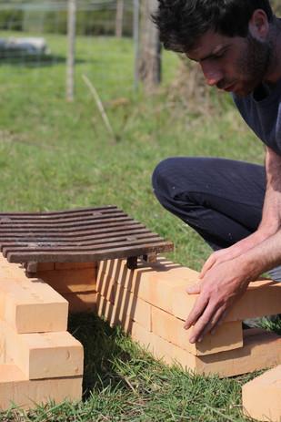 Fabrication d'un four papier pour cuire les marques à pain