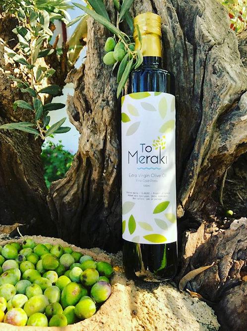 Griekse olijfolie 500 ml