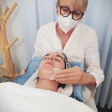 massage gezicht