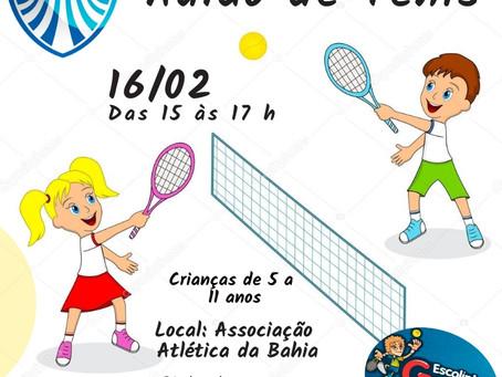 Tennis Infantil - Escolinha Guga