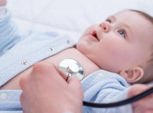 Kinderarzt Prüfungs Infant