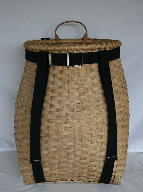 Excursion - Adirondack Pack Basket with Webbing Harness