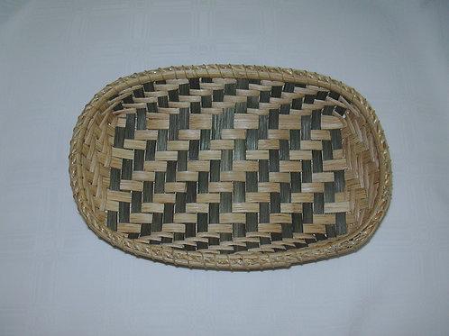 Oval Twill Basket Pattern