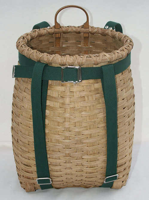 Hiker Pack Basket Kit - webbing