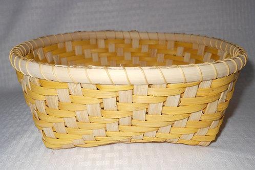 Twill Bowl Basket Pattern