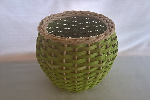Round Allure Basket Pattern