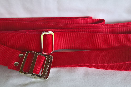 Ex Large - Excursion Webbing Harness - Red