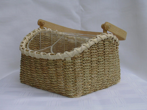 Seagrass Party Basket