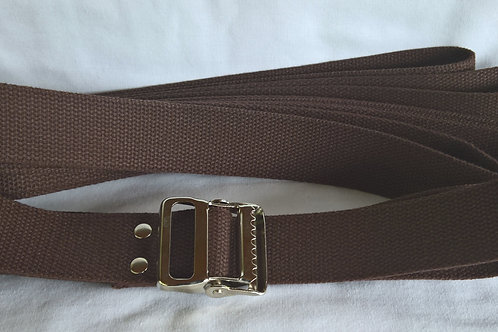Large - Mountaineer Webbing Harness - Brown