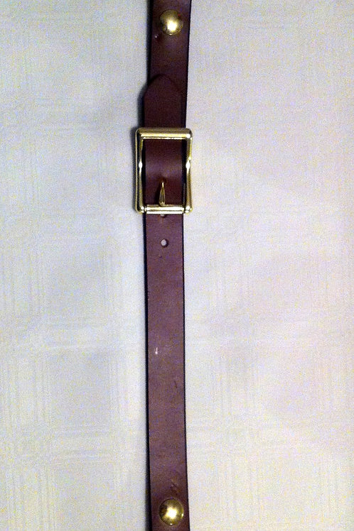 Leather Chest Strap