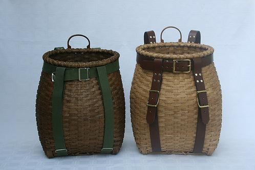 Sightseer - Adirondack Pack Basket with Webbing Harness