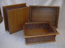 Custom Kitchen Baskets