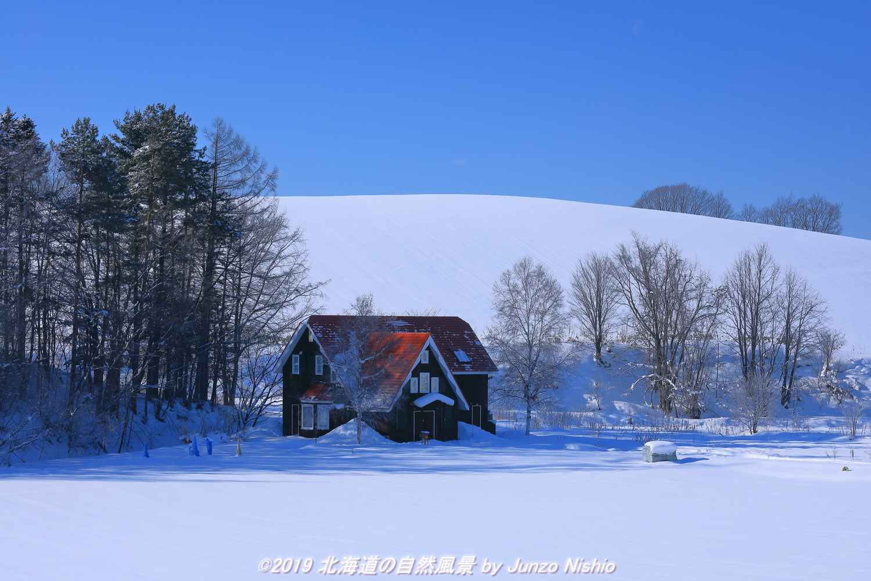 童話の冬景色
