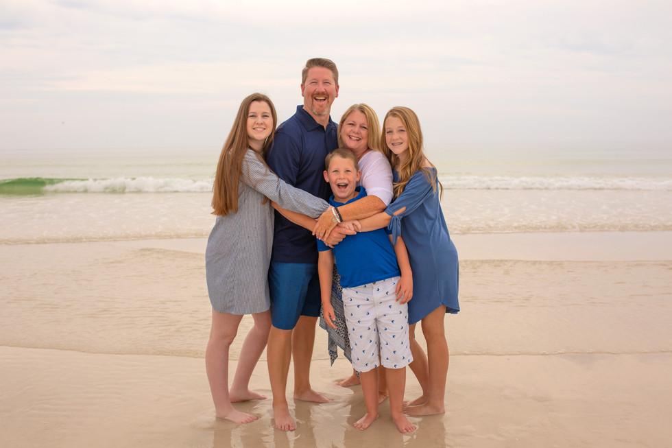 Family group photo