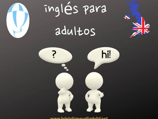 Curso de Inglés para Adultos Valladolid