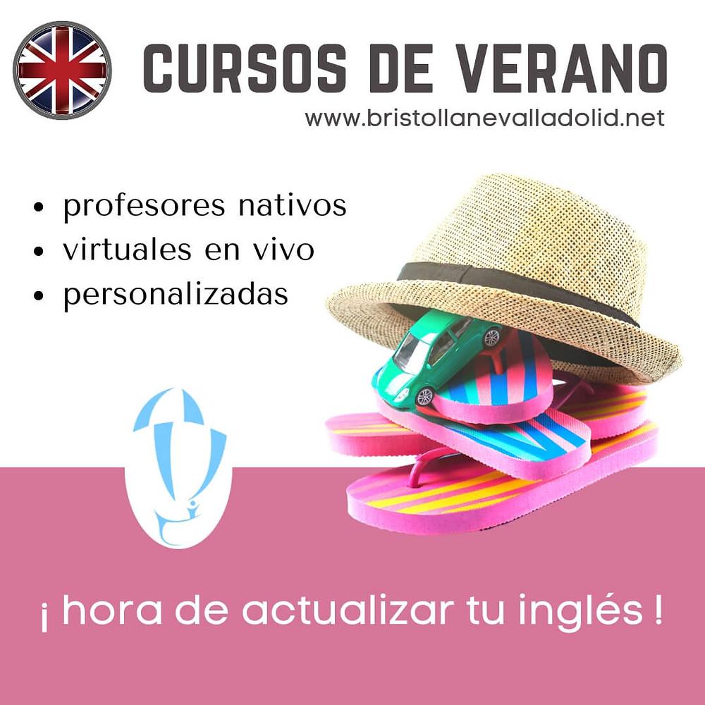 cursos de inglés en verano valladolid