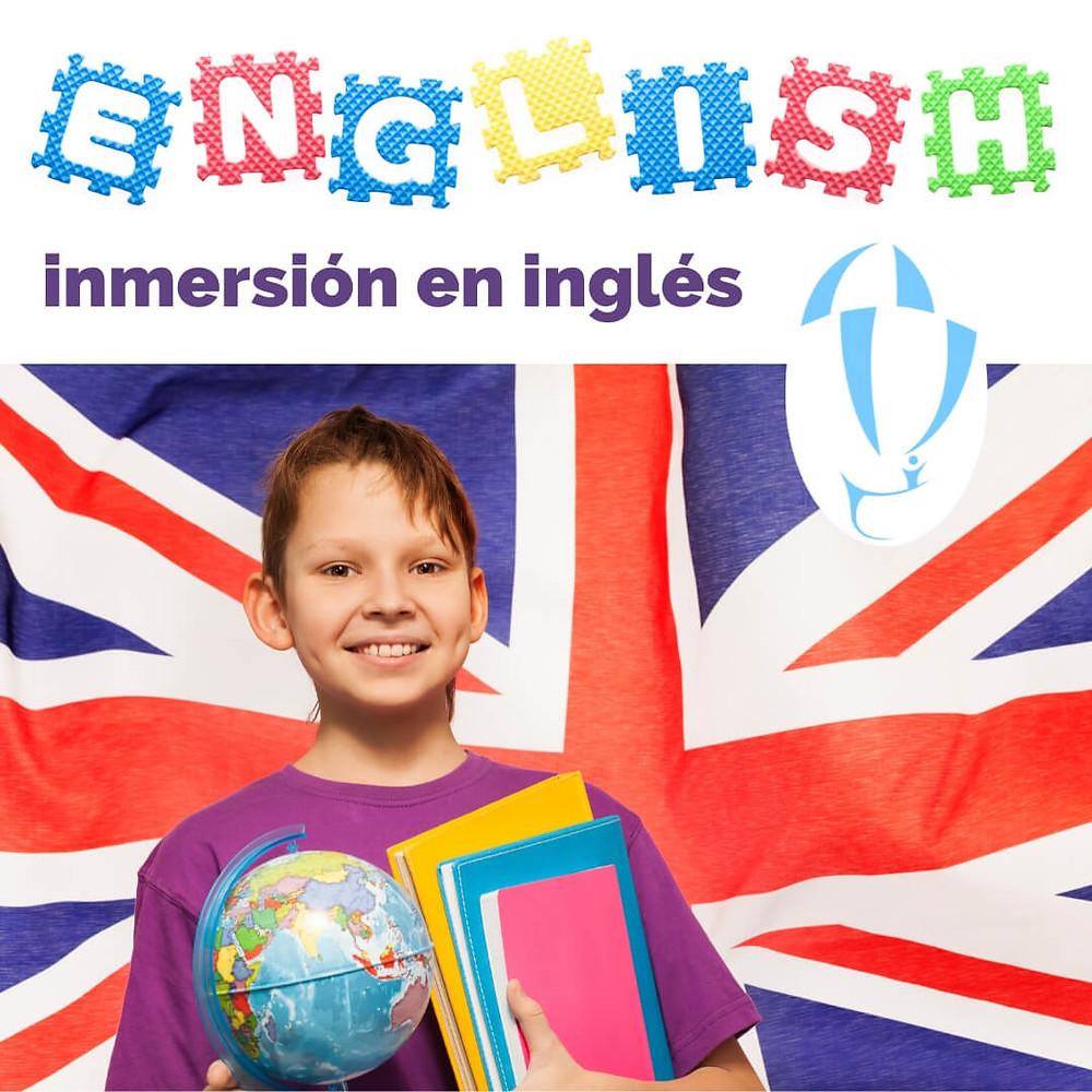 Cursos de Inmersión en Inglés para Niños en Valladolid