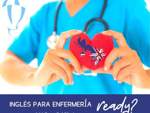 Inglés para Enfermería Valladolid