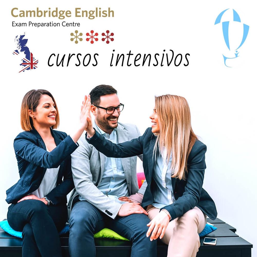 Curso de Inglés Intensivo para Adultos Valladolid