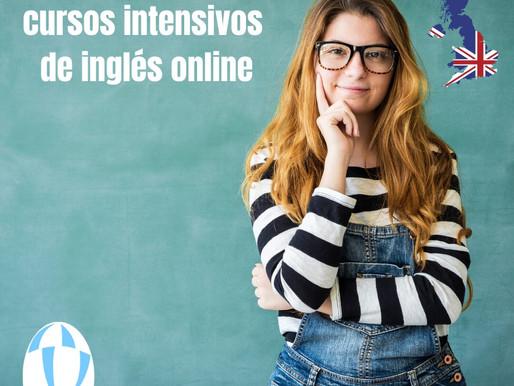 Cursos Intensivos de Inglés Online en Valladolid