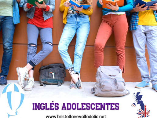 Inglés para Adolescentes Valladolid
