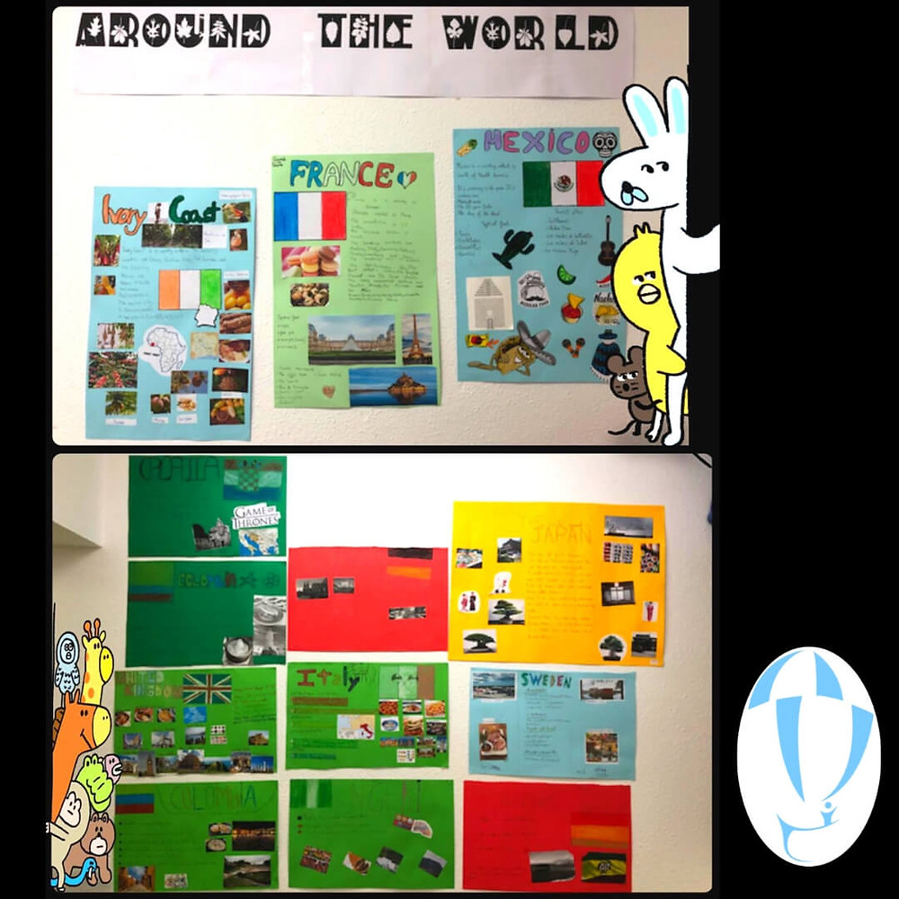 Project Around the World