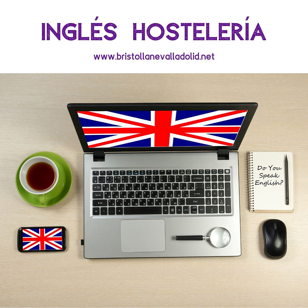 Inglés para Hostelería Valladolid