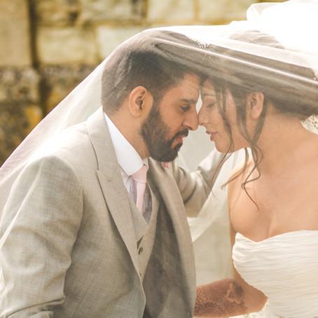 WEDDING AT FROYLE PARK, ALTON