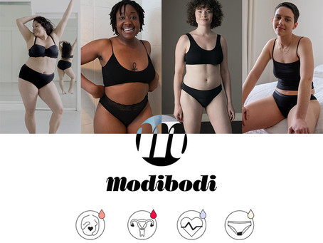 澳洲月亮褲modibodi 親密貼心的實用送禮指南