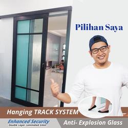 1 Panel Sliding Door