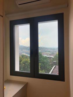 Mesh Casement Window