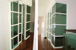 Home Office Glass Room