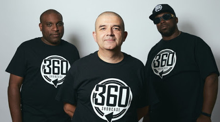 This Saturday 11th July - 360 DnB special